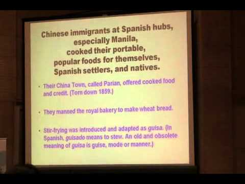 The Historical Evolution of Filipino Food - Felice Sta. Maria