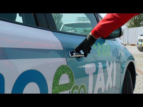 Безпечна поїздка: як працює таксі Ужгорода в умовах карантину?