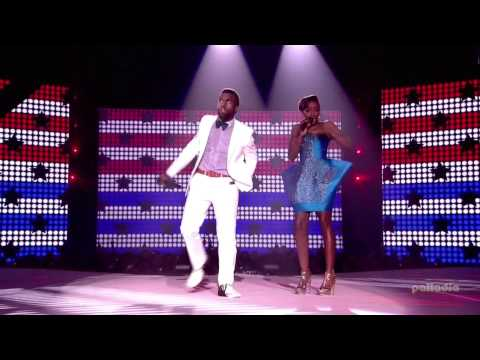 American Boy - Estelle feat. Kanye West - (EMA Live 2008) HD