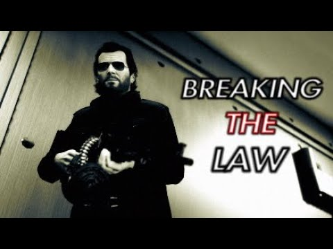 """Breaking The Law"" 