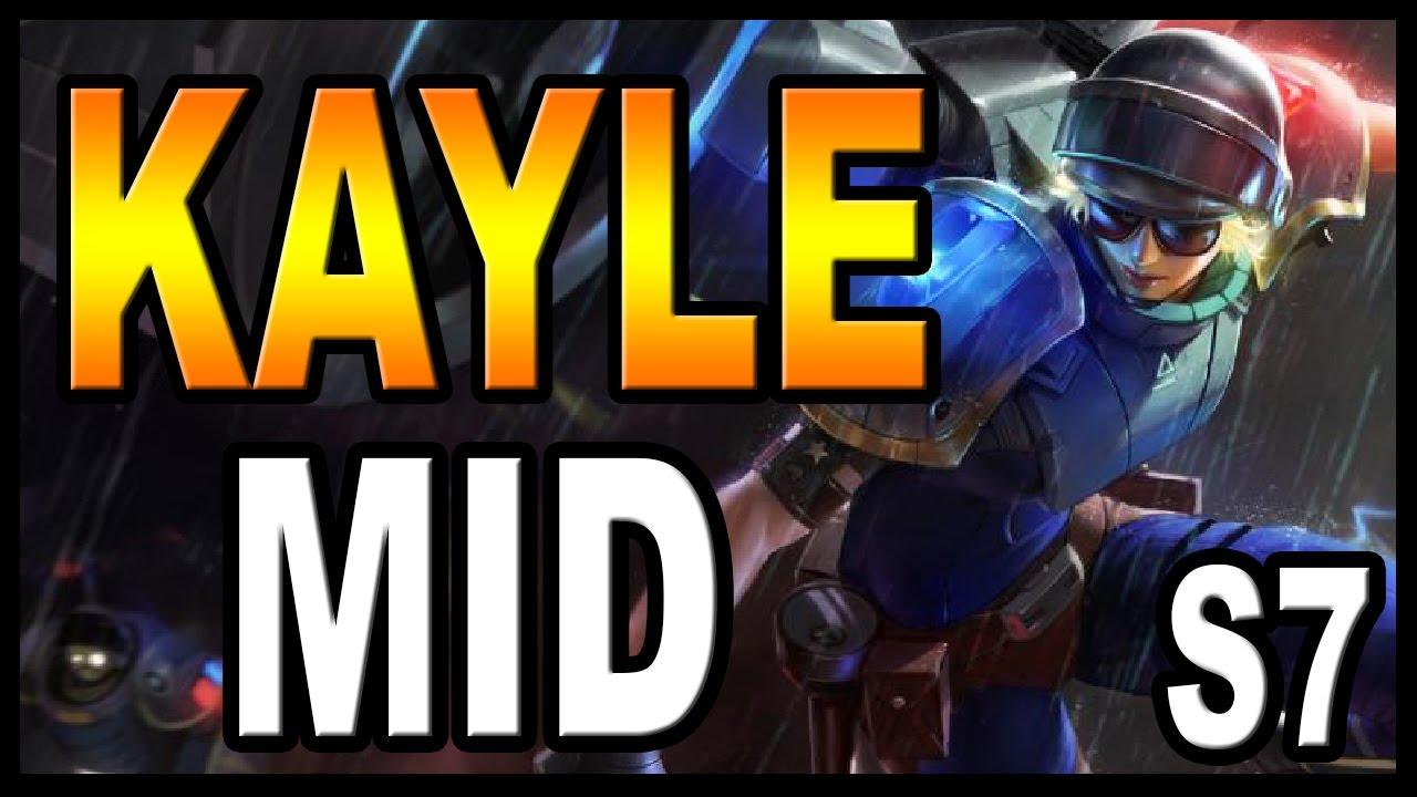 Kayle V Build