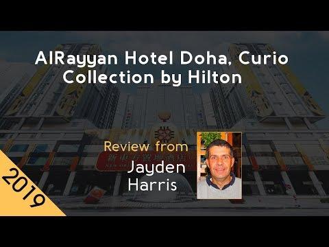 AlRayyan Hotel Doha, Curio Collection By Hilton 5⭐  Review 2019