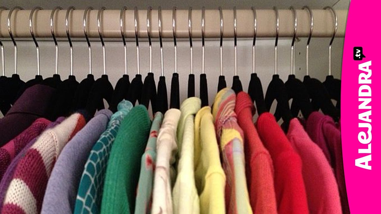 Closet Organization Ideas U0026 Tips: Organizing Your Closet   YouTube