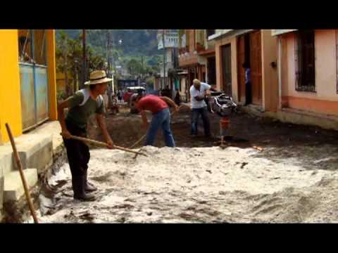 San Lucas Tolimán Proyectos Enero-Abril 2012