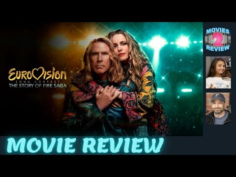 Eurovision Song Contest: The Story of Fire Saga | It's Got Speorg! Will Ferrell | Rachel McAdams