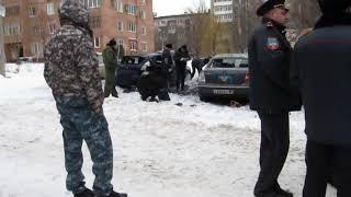 3 марта 2018 - Взрыв авто в центре Донецка (ДНР)
