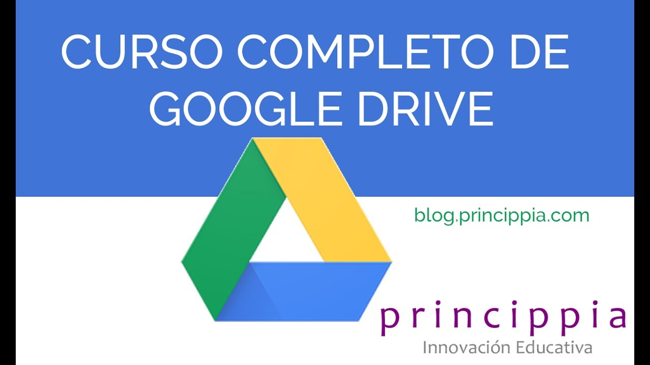 Curso completo de Google Drive – 07 Descargar…