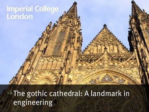 The gothic cathedral: A landmark in engineering - Denis Smith 1985