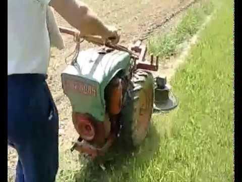 Motocoltivatore con tagliaerba doovi for Bcs 602 con piatto taglia trincia erba