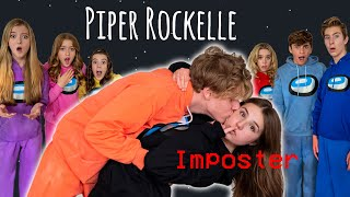 AMONG US in REAL LIFE Piper Rockelle vs Her Crush