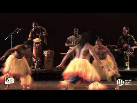 "DANCE This 2014 ""African Journey"" Gansango Music & Dance"