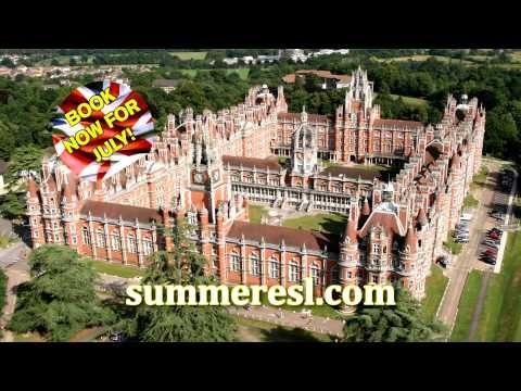 Royal Holloway UK Summer Language School 2016