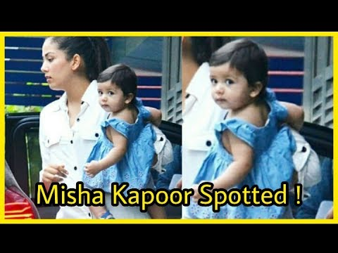Shahid Kapoor's daughter Misha Kapoor was recently spotted with Mira Rajput | See pics ❤️