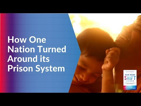 BLUE OCEAN SHIFT: How One Nation Turned Around Its Prison System