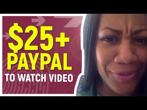 Make Money Watching Videos - Get PayPal Money 2019