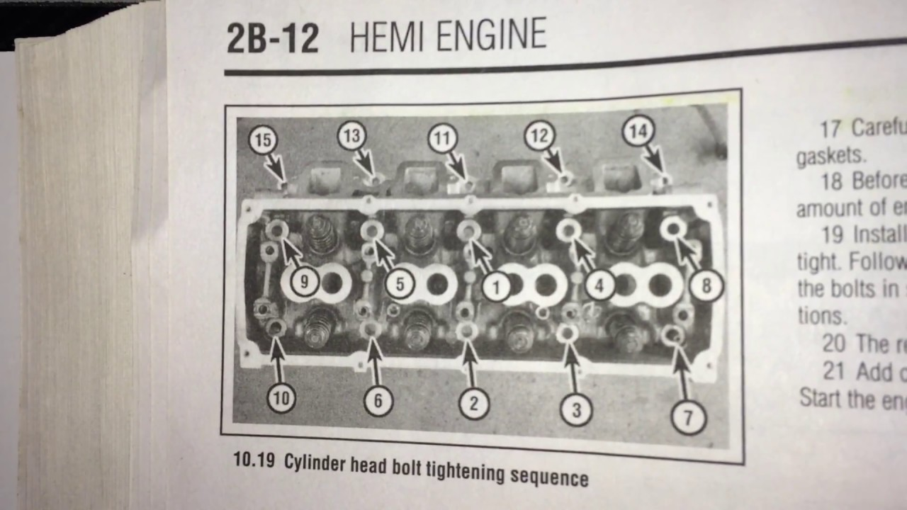 hight resolution of 2010 dodge ram torque specs cam install 5 7 hemi