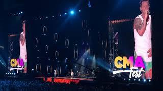Florida Georgia Line + the Backstreet Boys at CMA Fest Day 4 2018