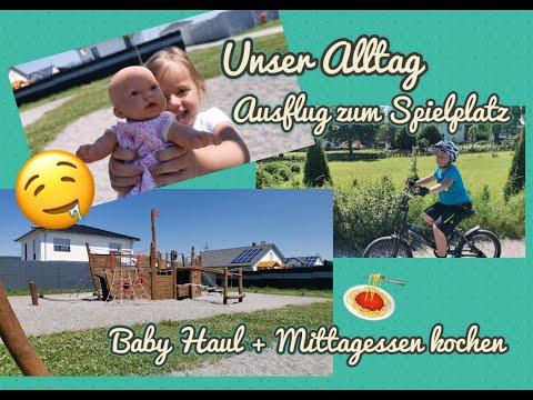 baby-haul-👼-/-unser-alltag-/-ausflug-/-spaghetti-bolognese-/-#vlog-8