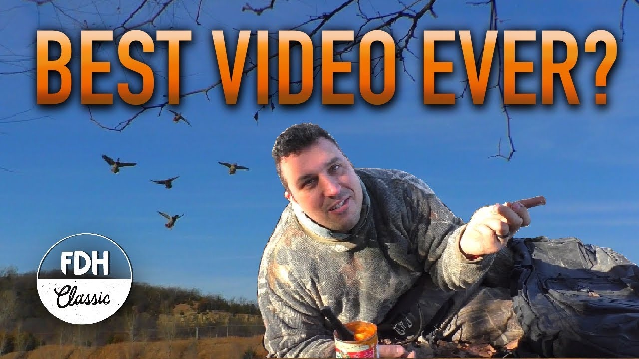 Best Duck Hunting Video of All Time?
