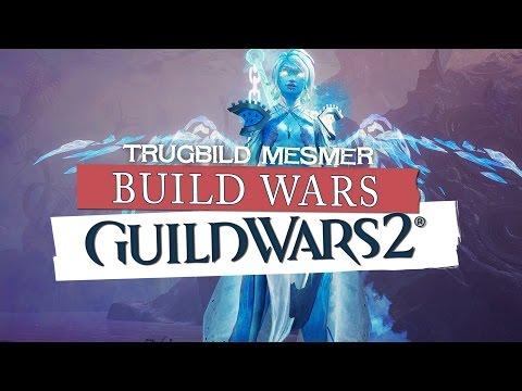 Builds | max. Trugbild DMG Mesmer + Macht Support ★ Guild Wars 2