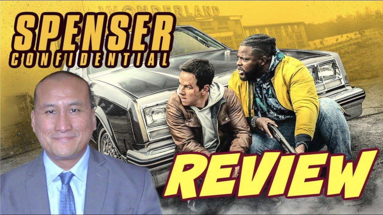 Movie Review Netflix Spenser Confidential Starring Mark Wahlberg Youtube