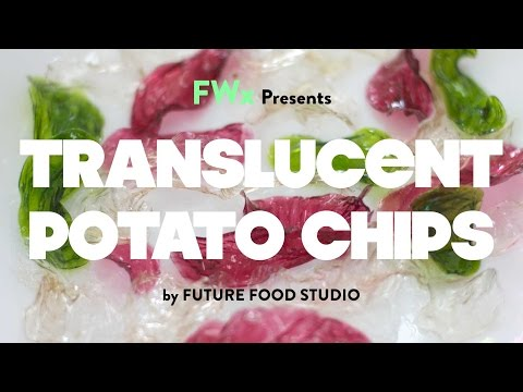 How to Make Translucent Potato Chips | Food & Wine