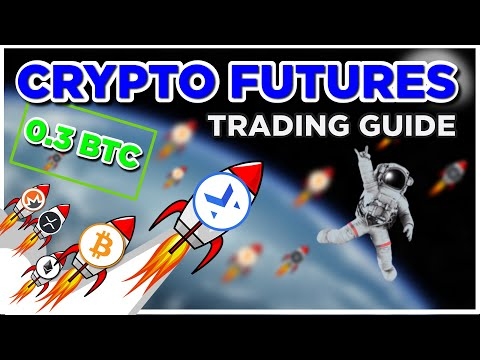 How to trade Bitcoin futures and other cryptocurrencies with LEVERAGE!