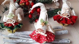 Tutorial fácil para o Natal – Enfeites Natalinos