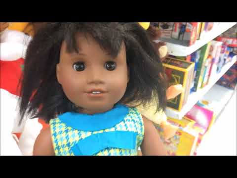DOLL HUNT VLOG 4: I FOUND AN AMERICAN GIRL DOLL AT SAVERS!!