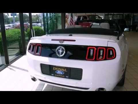 2013 Ford Mustang Jacksonville FL