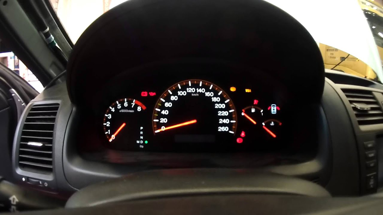 honda accord with low battery - youtube & Best of Honda Fit Key Battery Light u2013 Fiat World Test Drive azcodes.com