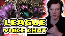 HASHINSHIN: VOICE CHAT IN LEAGUE OF LEGENDS ?! - BEST WAY TO GET HIGHER ELO !!
