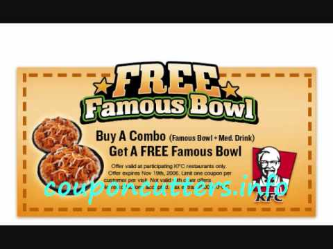 Fast Food Coupons! All Your Favorite Restaurants