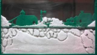 Uncle Milton Giant Ant Farm Time-lapse