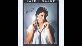 Karen Blake - Just One Heart (1984)