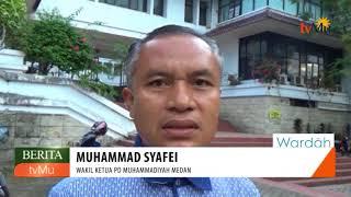 Pemko Medan Mediasi Kasus Masjid Taqwa Terjun