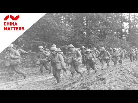 WWII Stories: How powerful were China's Forces during WWII?