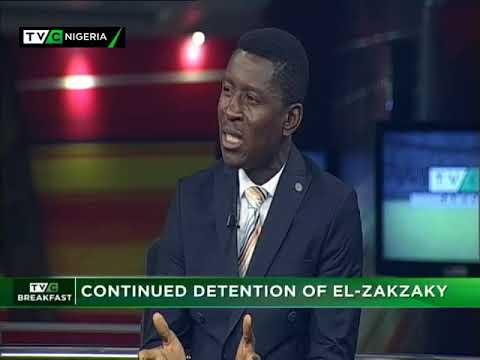TVC Breakfast 18th April 2018 | Detention of El-Zakzaky