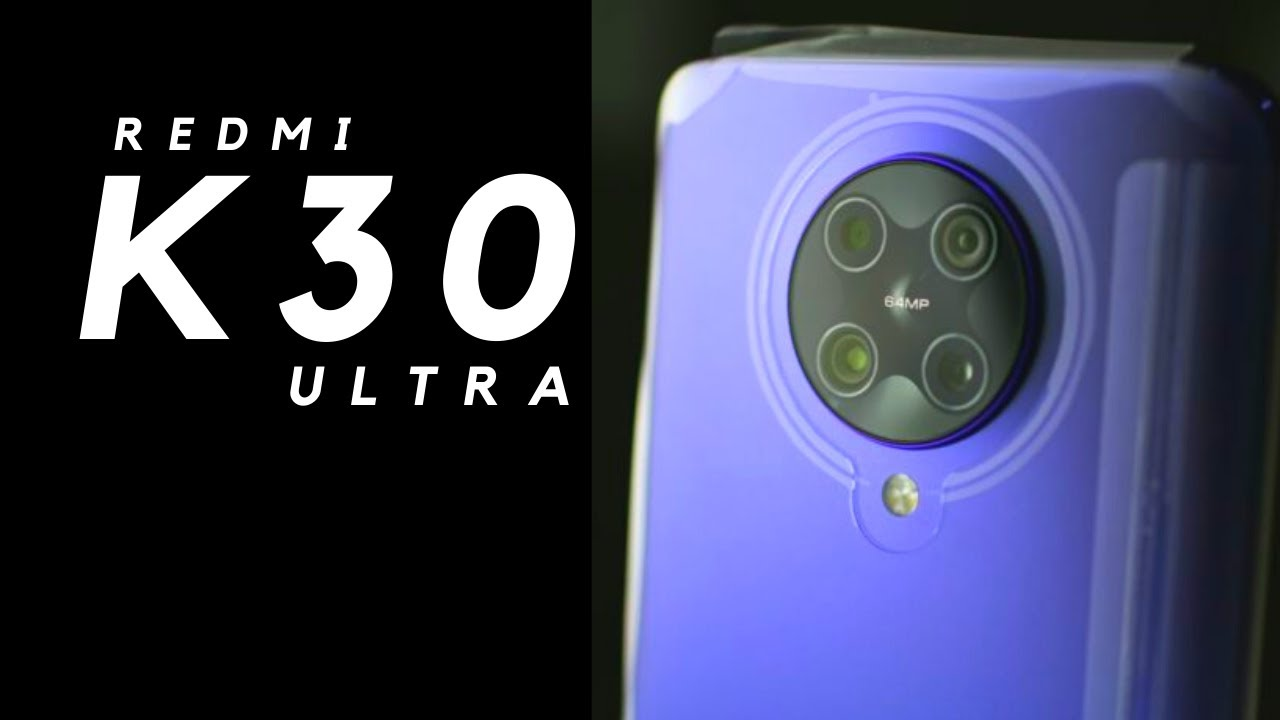 Redmi K30 Ultra - POCO F2? Specification, Price In India, Launch Date