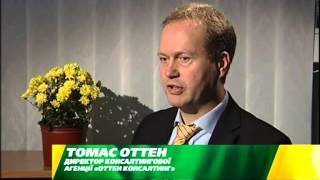 Otten Consulting LLC - Interview with Thomas Otten on TV (Channel 5, Kyiv, Ukraine)