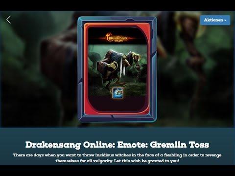 Drakensang Online B3rs3rk3r - Raffle - Gremlin Toss - Code ...  Drakensang Onli...