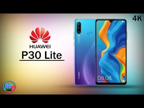 Huawei P30 Lite - FirstLook,Price,Review And Specs!!!