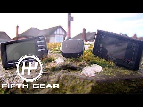 Fifth Gear: Speed Camera Detectors