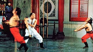 SHAOLIN DEATH SQUAD | Carter Wong | Full Length Shaolin Action Movie | English