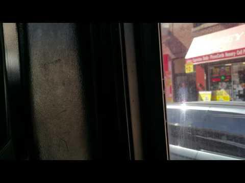 NJT Neoplan 159 (9614) New York via Bergenline Av  (Inside) in HD