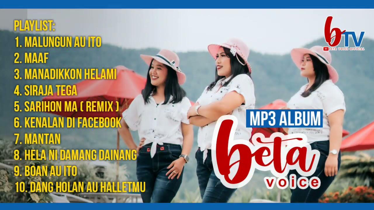 Beta Voice - Full Album | MP3 | Lagu Batak Terbaru | Lagu Batak Populer