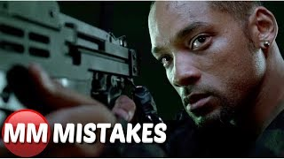 Biggest I Robot Movie Mistakes You Missed   Will Smith Goofs & Fails