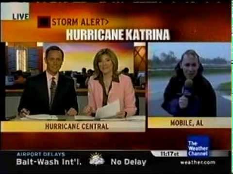 Melissa Barrington - Weather Channel - Busty