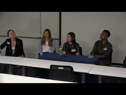 Panel – Graduate School: Before, During and After