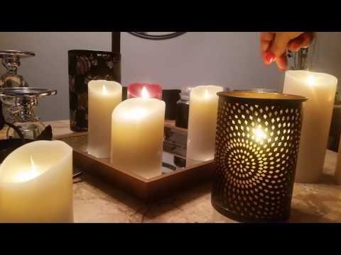 Luminara Candle Size Comparison Demo and Guide